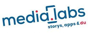 Logo Media.Labs - Storys, Apps & Du